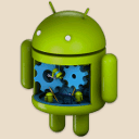 'Android/tweak' tag logo