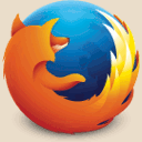 'Firefox' topic logo
