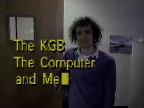 "Screenshot of ""The KGB, The Computer and Me"""