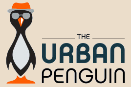 The Urban Penguin logo