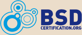 BSD Certification Group logo
